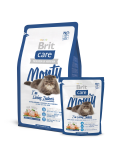 Brit Care Cat Monty I am Living Indoor для кошек живущих в помещении, 0.4 кг
