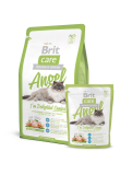 Brit Care Cat Angel I am Delighted Senior для пожилых кошек, 0.4 кг