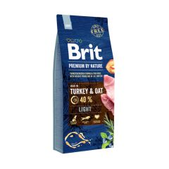 Brit Premium Light, 3 кг