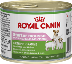 Royal Canin Starter Mousse, 0.195 кг
