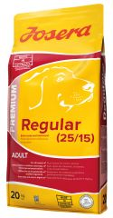 Josera Dog Regular 25/15, 20 кг