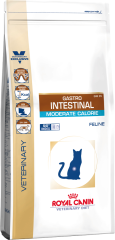 Royal Canin Gastro Intestinal Moderate Calorie Feline, 0.4 кг