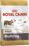 Royal Canin Bulldog Adult, 3 кг