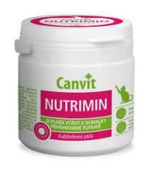 Canvit Nutrimin for cats, 150 грамм