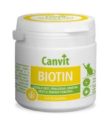 Canvit Biotin for cats, 100 грамм