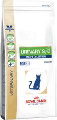 Royal Canin Urinary S/O Feline High Delution, 0.4 кг