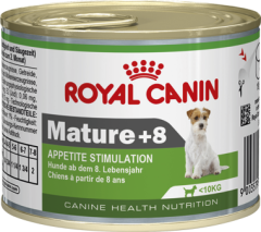 Royal Canin Mature 8+ Wet, 0.195 кг