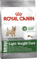 Royal Canin Mini Light Weight Care, 0.8 кг