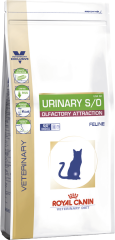 Royal Canin Urinary S/O Feline Olfactory Attraction, 0.4 кг