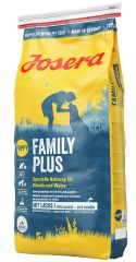 Josera Dog Family Plus 30/22, 15 кг
