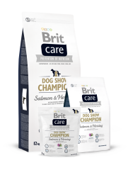 Brit Care Dog Show Champion (для выставочных собак), 1 кг