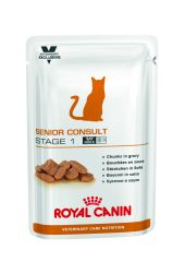 Royal Canin Senior Consult Stage 1 Pouches, 0.1 кг