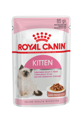 Royal Canin Kitten Instinctive в соусе, 0.085 кг