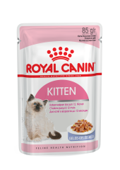 Royal Canin Kitten Instinctive в желе, 0.085 кг