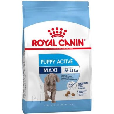 Royal Canin Maxi Junior Active (Puppy Active), 4 кг