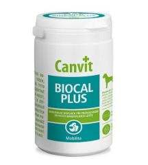 Canvit Biocal Plus for dogs, 230 грамм