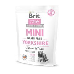 Brit Care Grain-free Mini Yorkshire (для собак малых пород), 0.4 кг